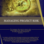 Manging Project Risk